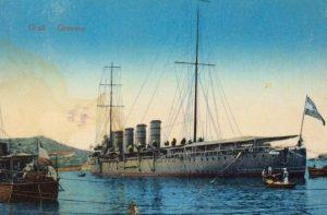 brodovi u luci gruz