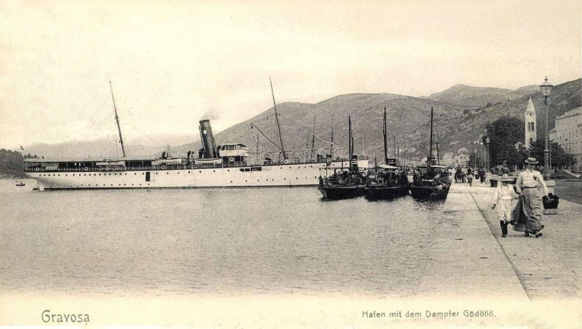 parobrod 1905