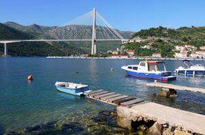 tudman bridge and port