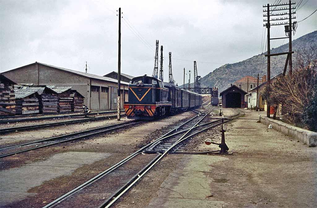zeljeznica 1973